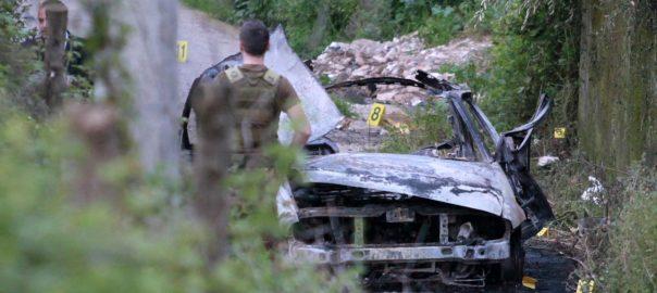 Autobomba di Limbadi, sei arresti per l'omicidio di Matteo Vinci