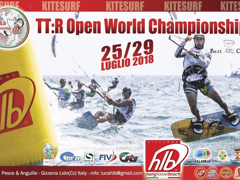 Lunedì la presentazione del campionato mondiale assoluto di Kitesurf di Gizzeria