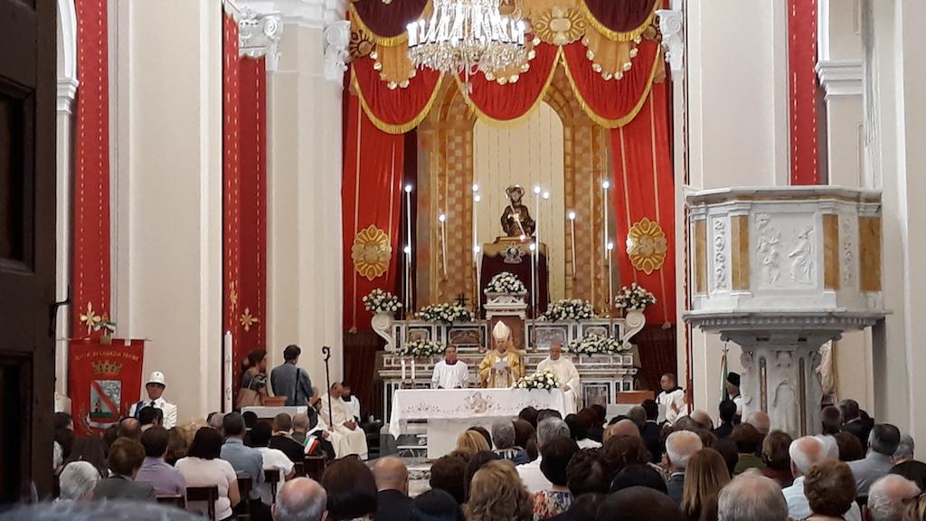 Cantafora: San Francesco faccia sorgere uomini e donne a servizio del bene comune della città