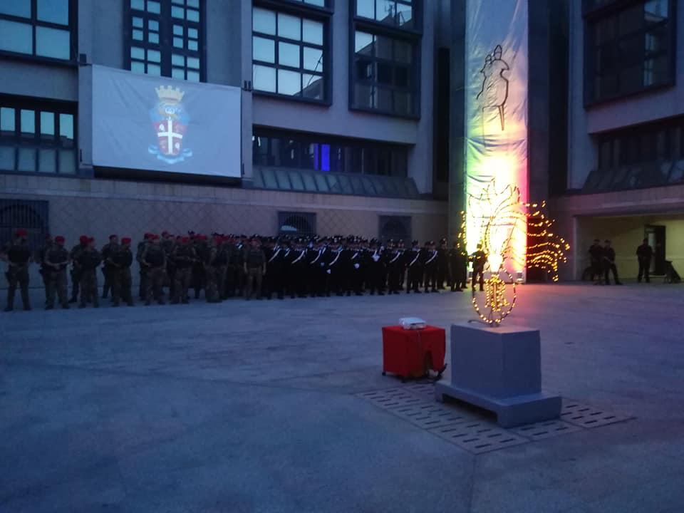 Calabria. Carabinieri celebrano i 204 anni del Corpo