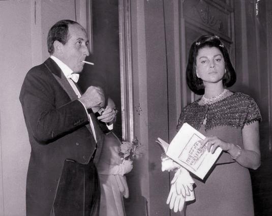 I marchesi Casati Stampa alla Scala