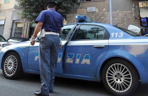 Catanzaro. Poliziotto riconosce per strada detenuto evaso dai domiciliari