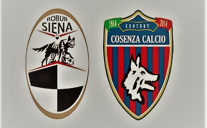 Siena-Cosenza playoff serie B