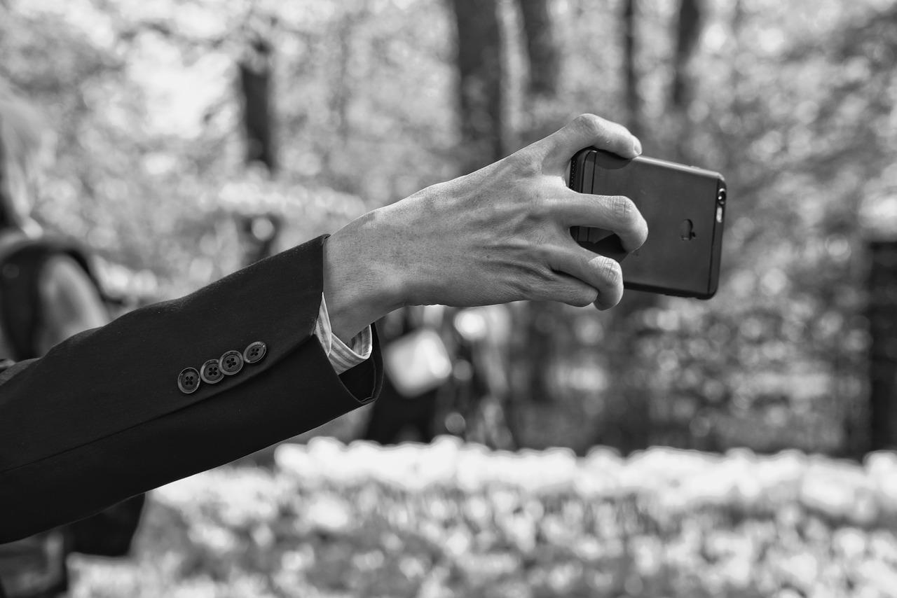 La giornata del selfie