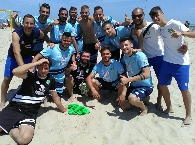 Lamezia Beach Soccer batte Licata e conquista la prima vittoria