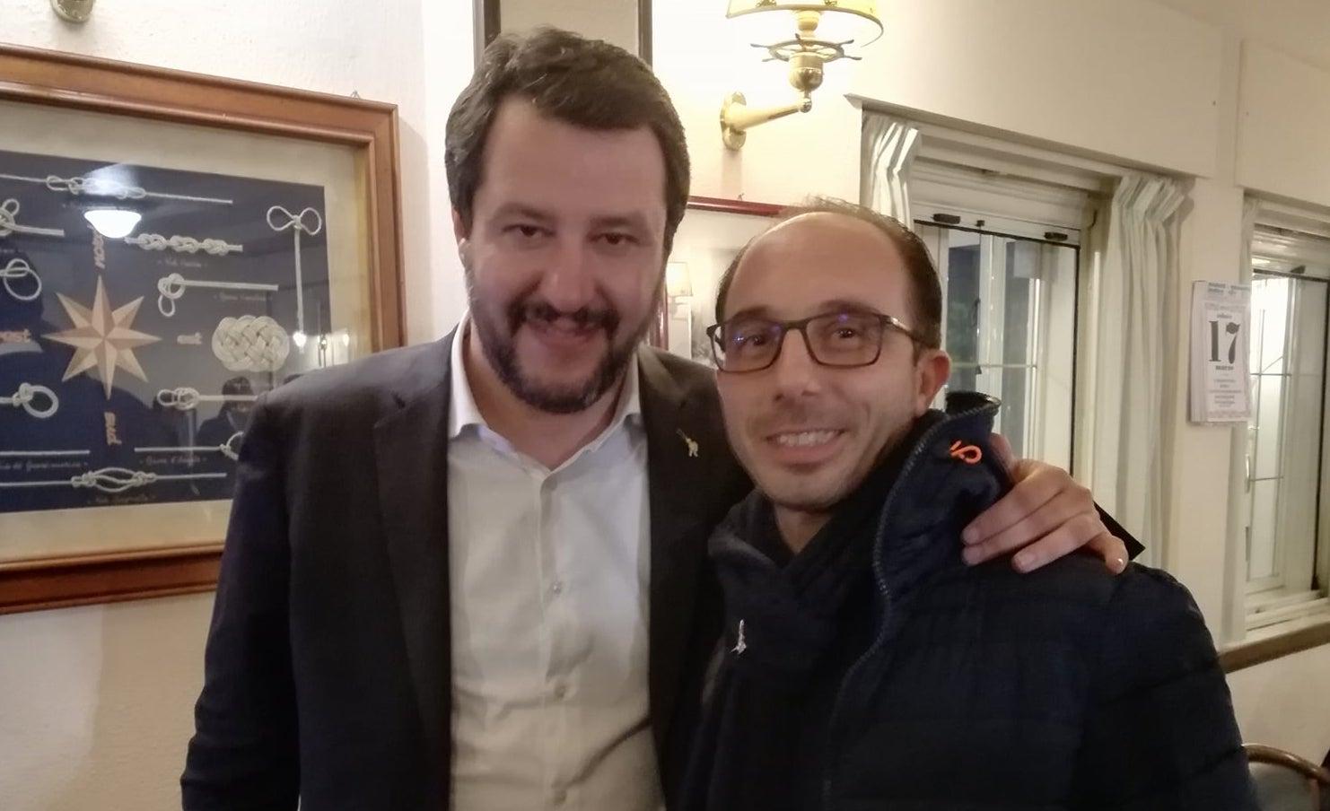 Lega. Gino Macchione segretario cittadino a Nocera Terinese