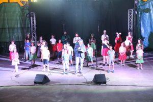 Ragazzi all'opera, il musical dell'Istituto Comprensivo di Falerna