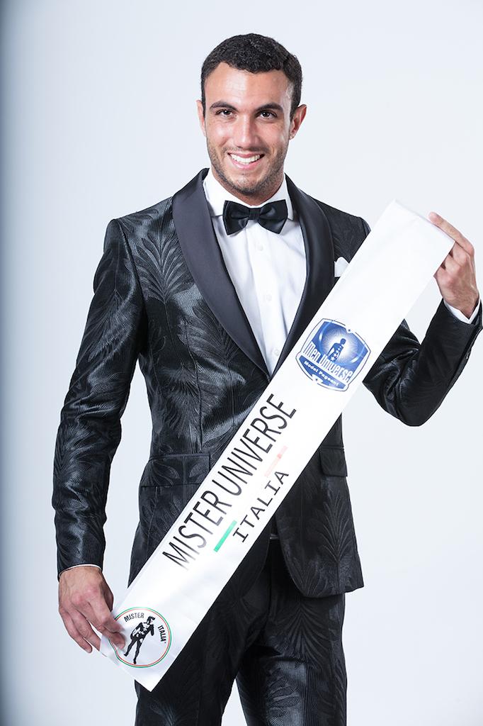 E' Riccardo Pagan di Mestre il nuovo Mister Universe Italia