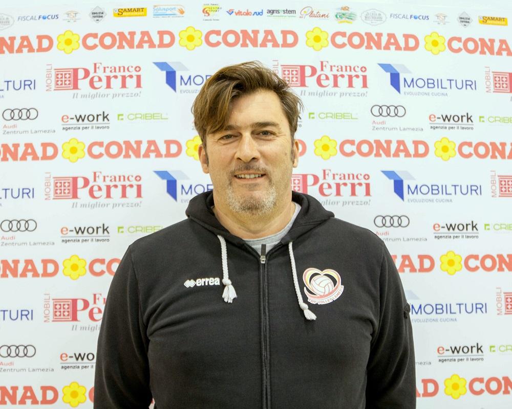 Top Volley Lamezia alla vigilia della trasferta con la Romeo Normanna Aversa