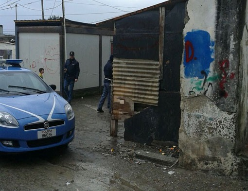 Scordovillo, Gianturco: Ora si smantelli definitivamente il campo rom