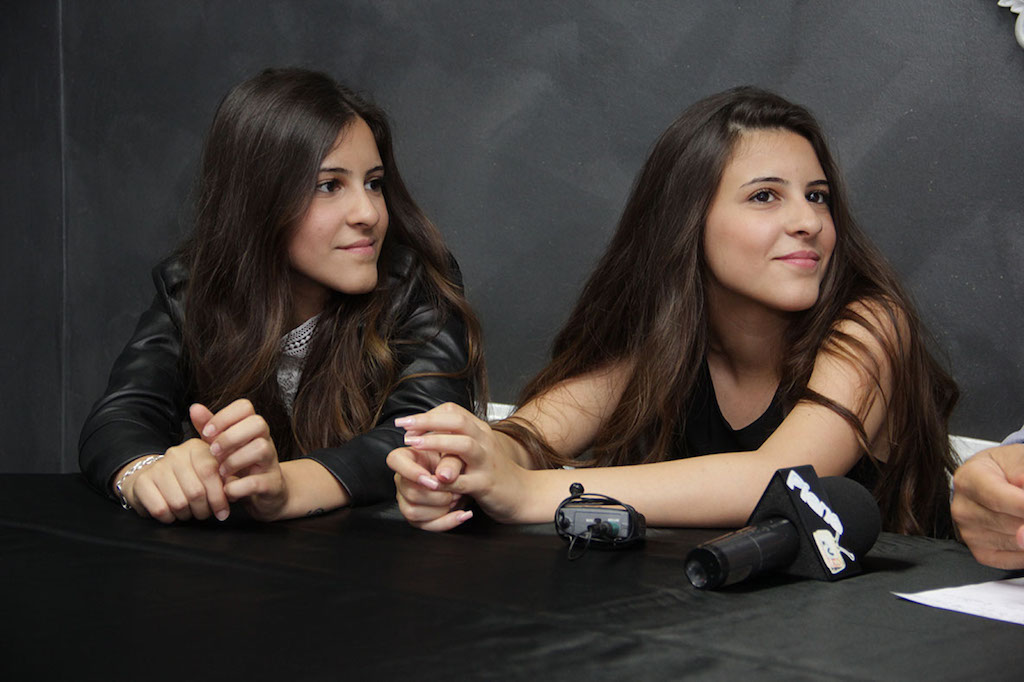 Selfie è il nuovo singolo di Chiara e Martina