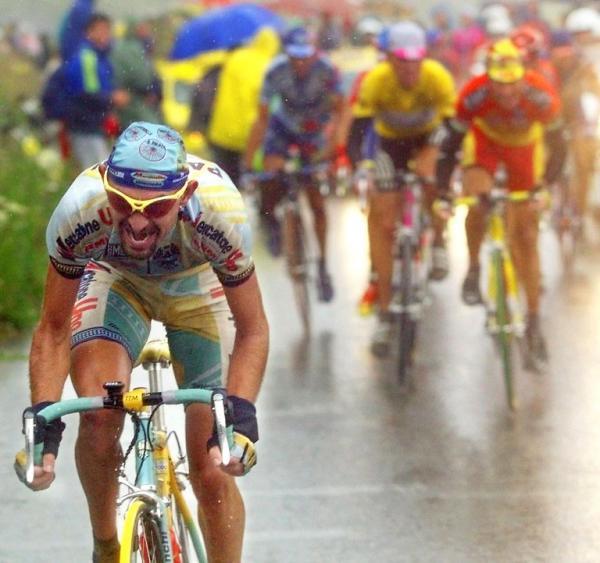 Marco Pantani Tour de France 1998