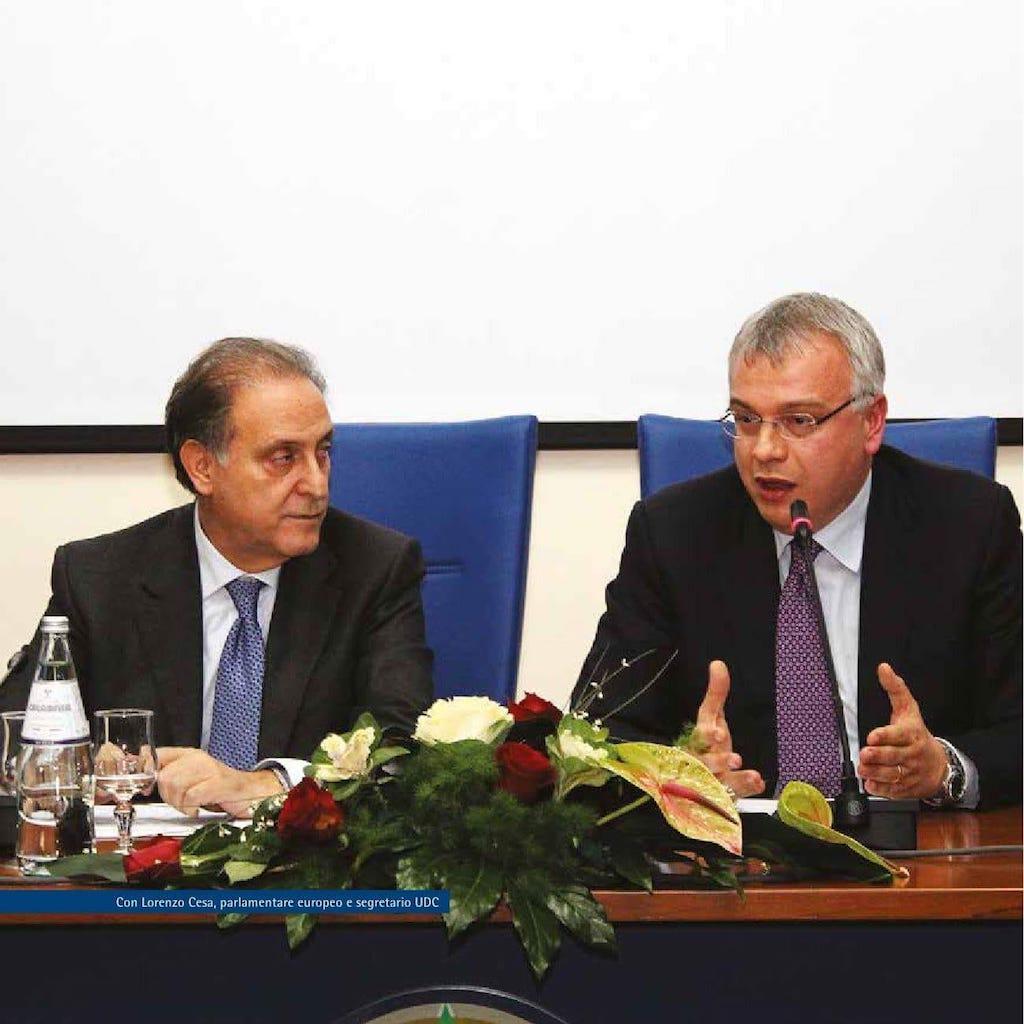Calabria chiama Europa. Domani convegno del PPE e dell'UDC