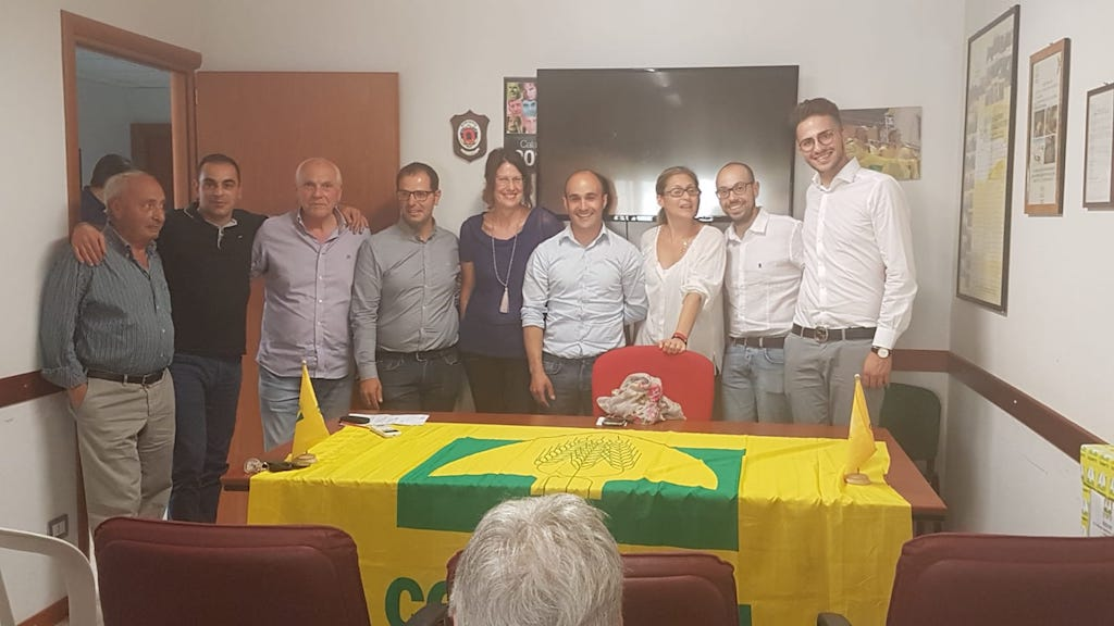 Coldiretti. Rinnovati organi Federazione interprovinciale Catanzaro- Crotone - Vibo