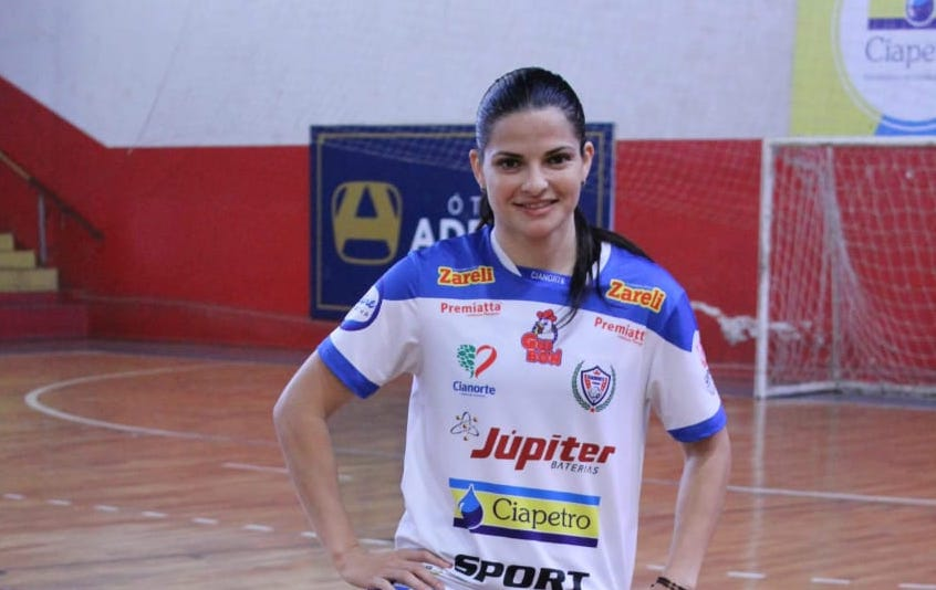 Royal Team Lamezia, è la brasiliana Kale il primo colpo stagionale