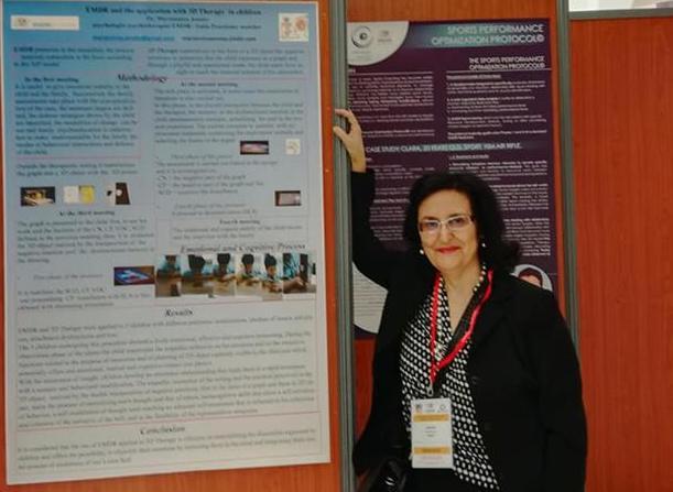 Lamezia. La dottoressa Amato al 19° Congresso Europeo dell'EMDR