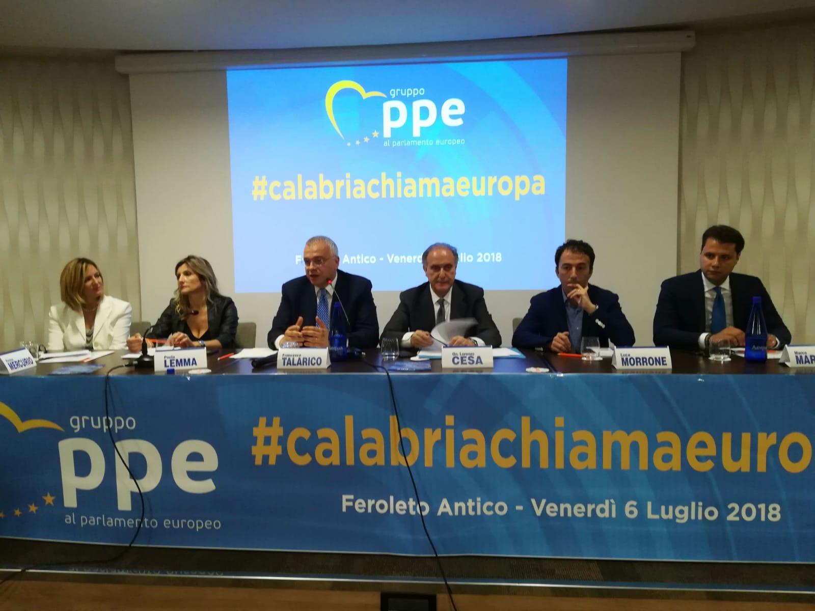 L'Europa 'richiama' la Calabria, tra occasioni perse e fondi non spesi