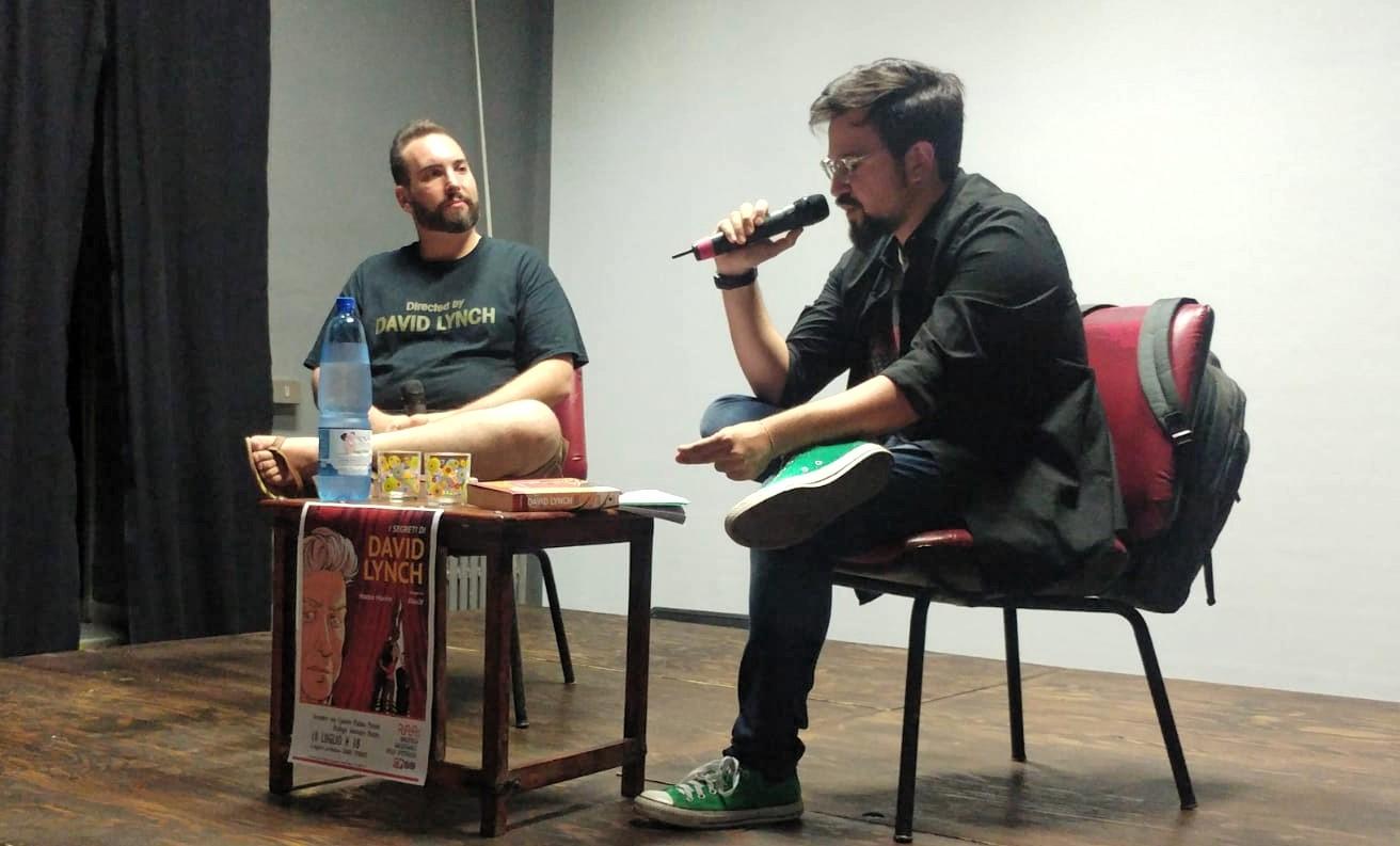 Matteo Marino con Giovanni Mazzei