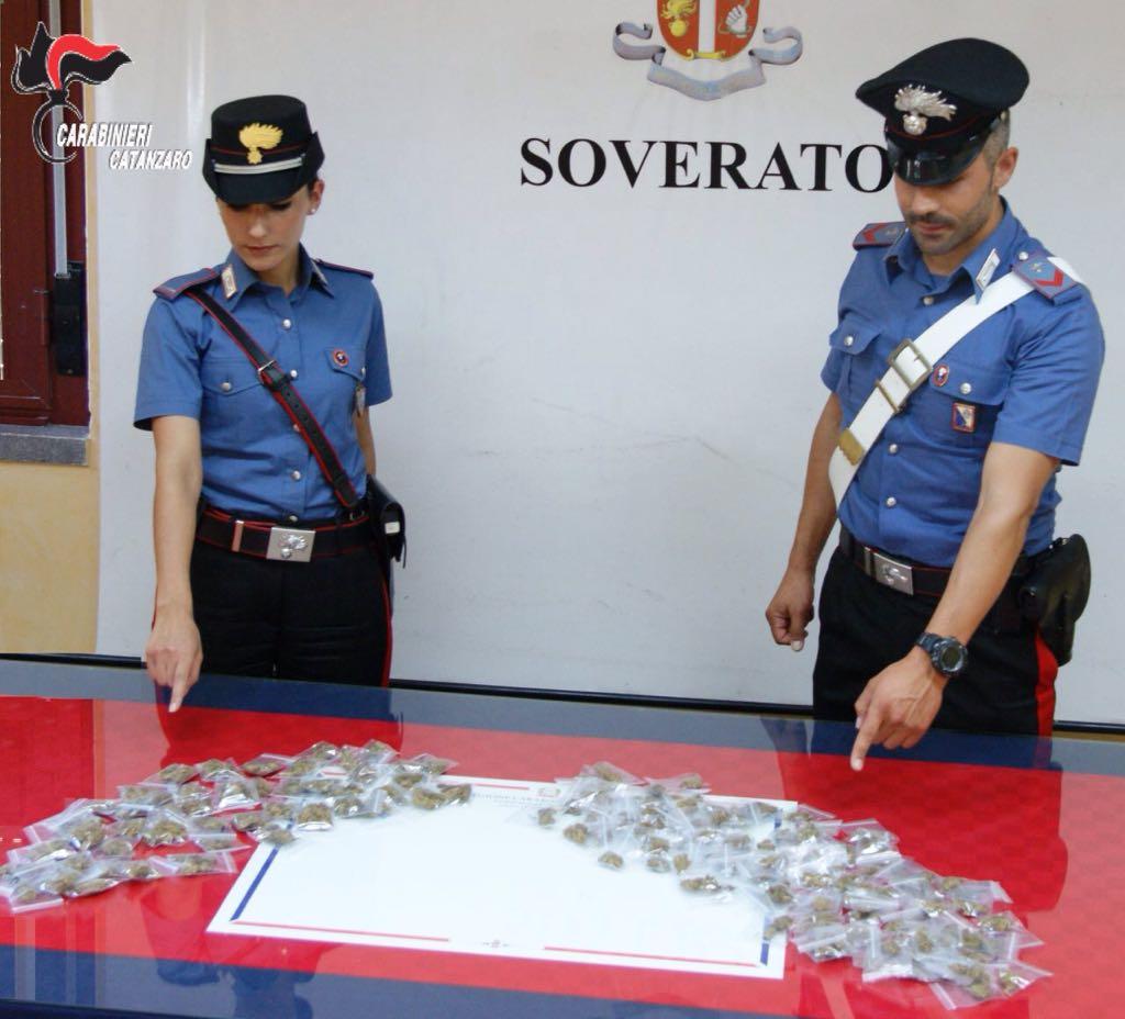 carabinieri soverato-LameziaTermeit
