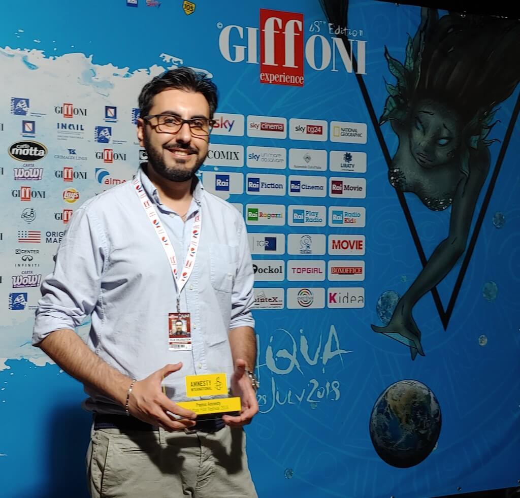 Bismillah di Alessandro Grande vince il Premio Amnesty International