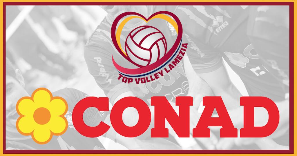 Lamezia. Confermato il sodalizio tra Top Volley e Conad
