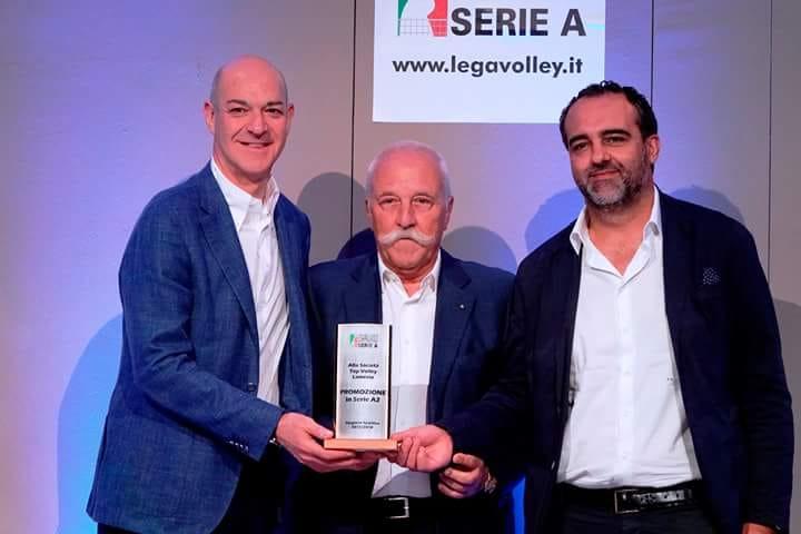 Parte da Livorno il campionato di Serie A2 per la Conad Lamezia