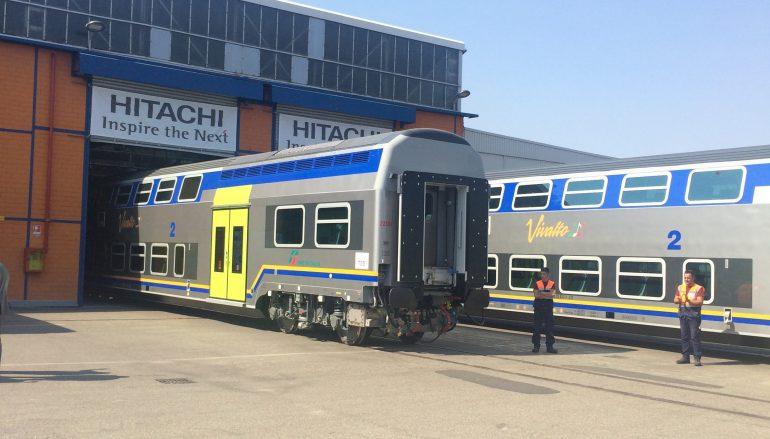 Reggio Calabria, Hitachi realizzerà 12 treni per la metro di Milano