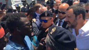 Salvini in Calabria: E' iniziata la guerra alla 'ndrangheta che è un cancro