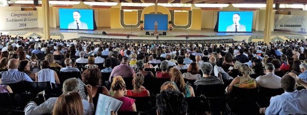 Testimoni di Geova: attese 12.000 persone ai congressi estivi