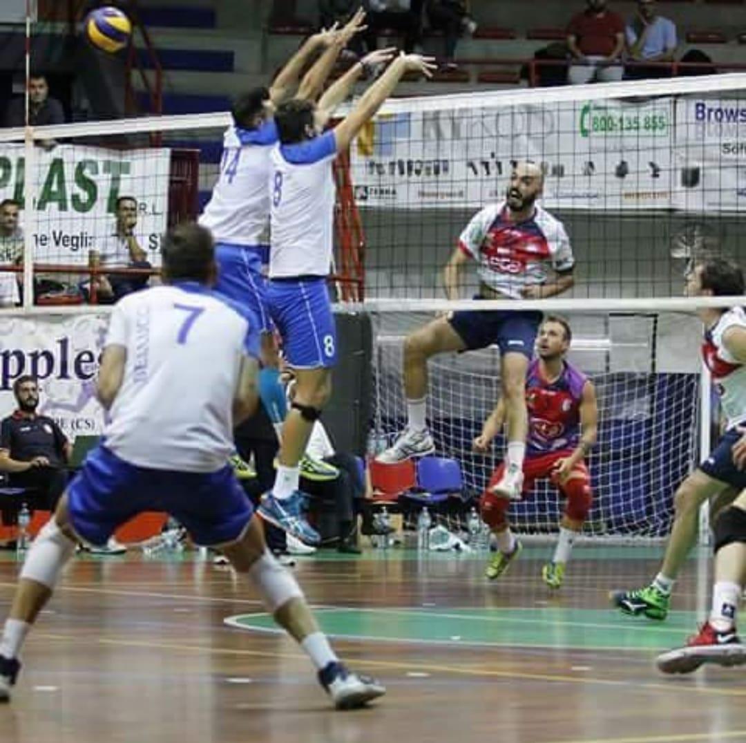 Top Volley Lamezia finalizza l'acquisto del cosentino Antonello Di Fino