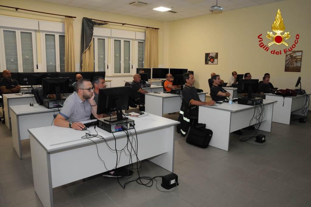 Vigili del Fuoco Calabria. Convegno a Lamezia su gestione applicativo