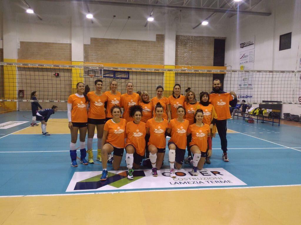Volley. La Ferraro Lamezia disputerà il campionato di B1 femminile