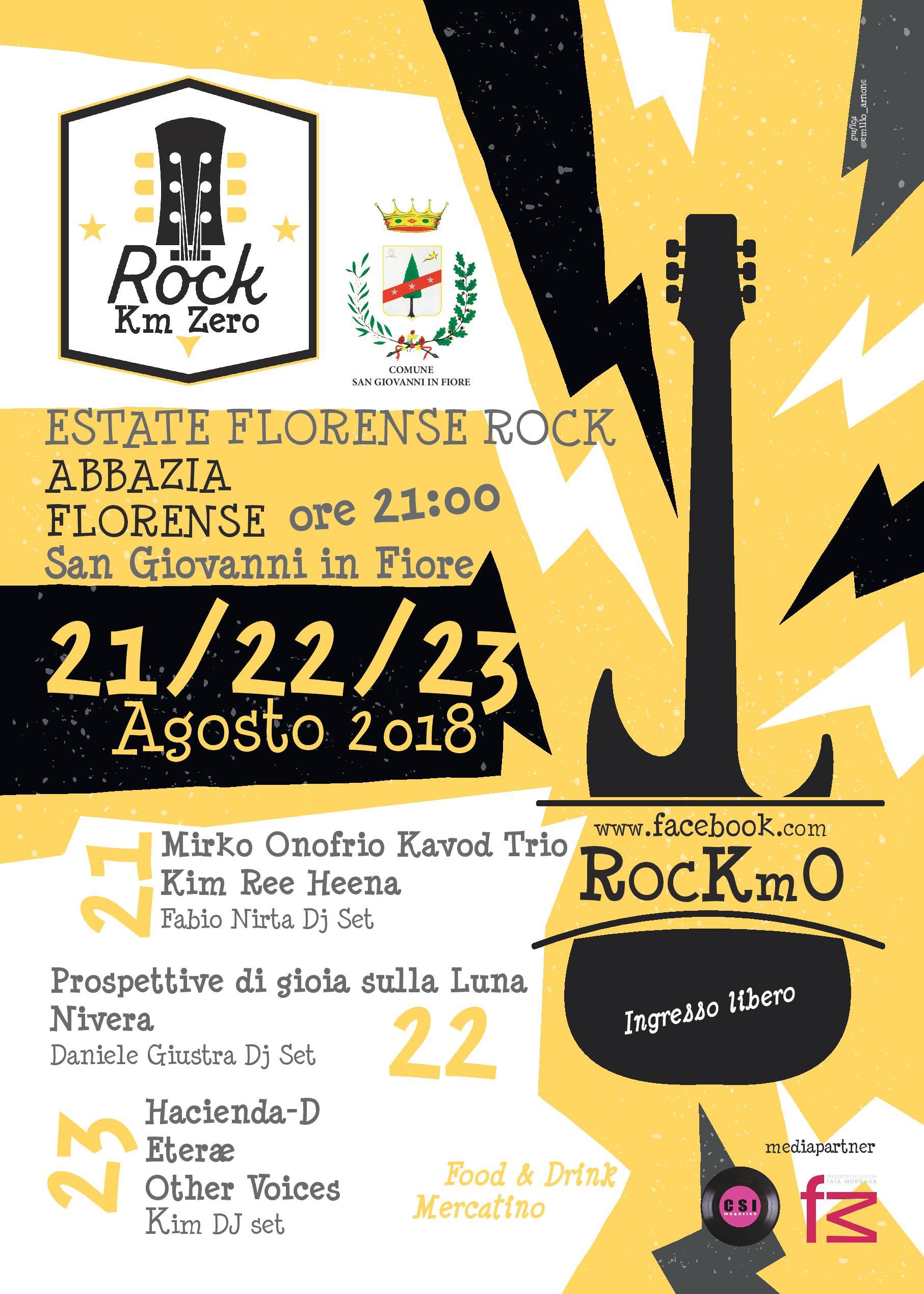 Rock chilometro Zero-LameziaTermeit
