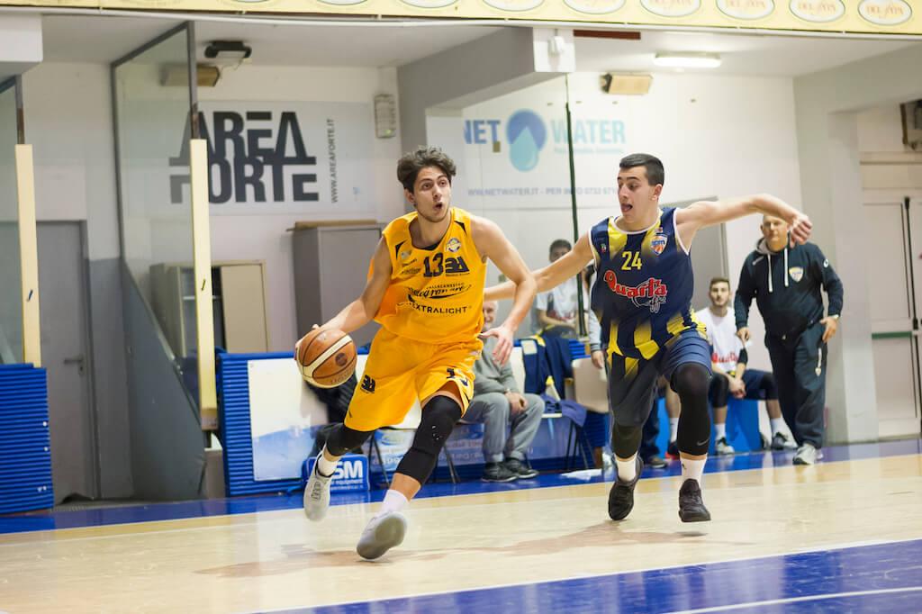 Un altro under per il Basketball Lamezia: arriva Raffaele Marzullo