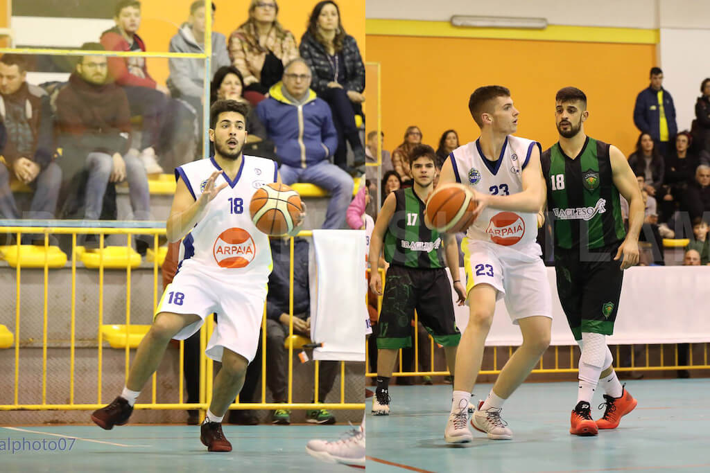 Basketball Lamezia conferma i giovani Saladino e Meliadò