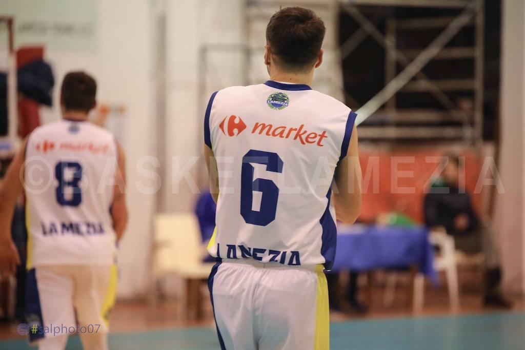 Il Basketball Lamezia ufficializza i numeri di maglia
