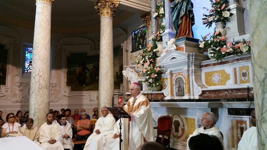 Santuario di Conflenti eretto a Basilica minore per concessione di Papa Francesco