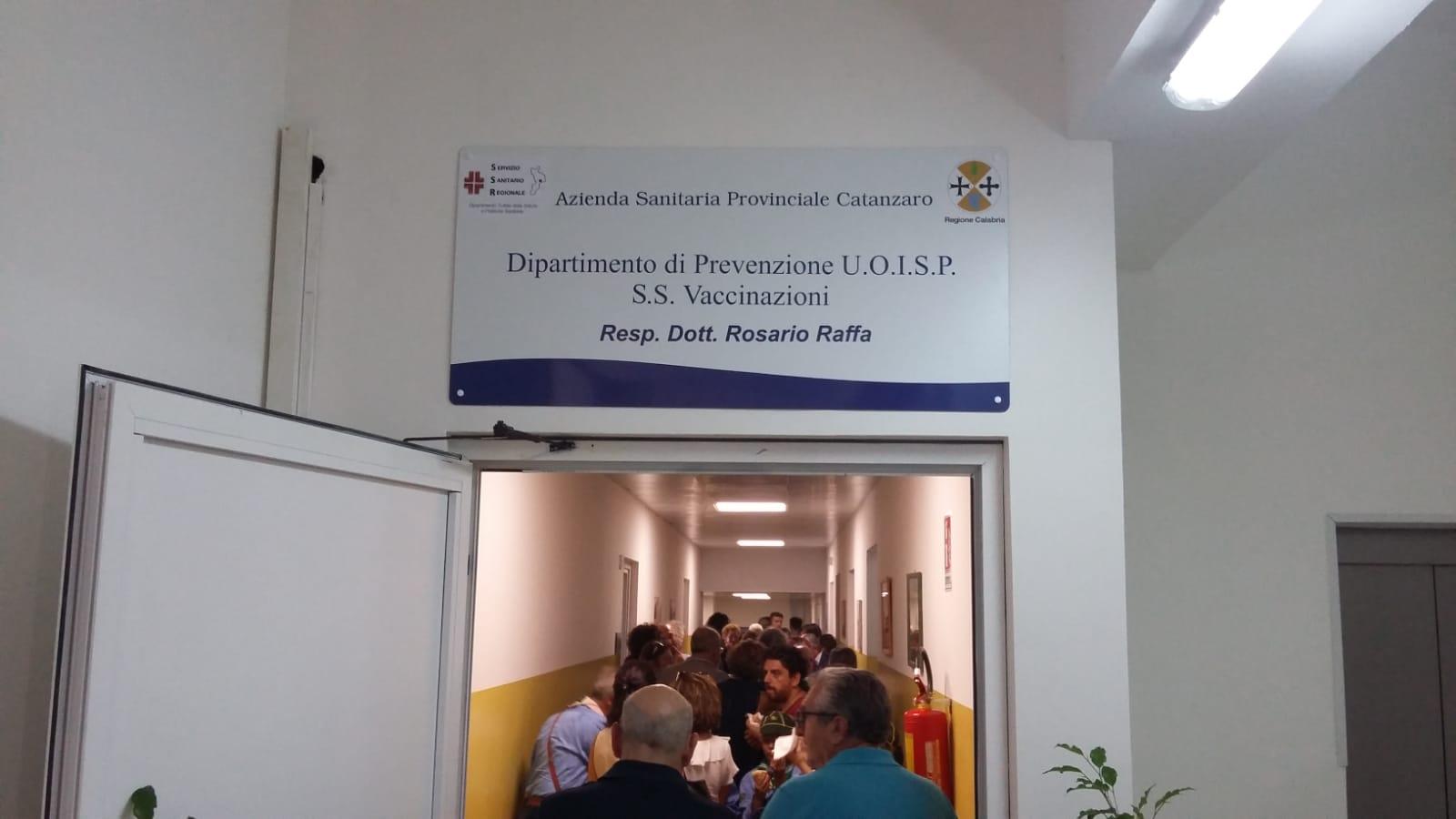 Coordinamento Sanità 19 Marzo: bene apertura Centro Unico Vaccinazioni