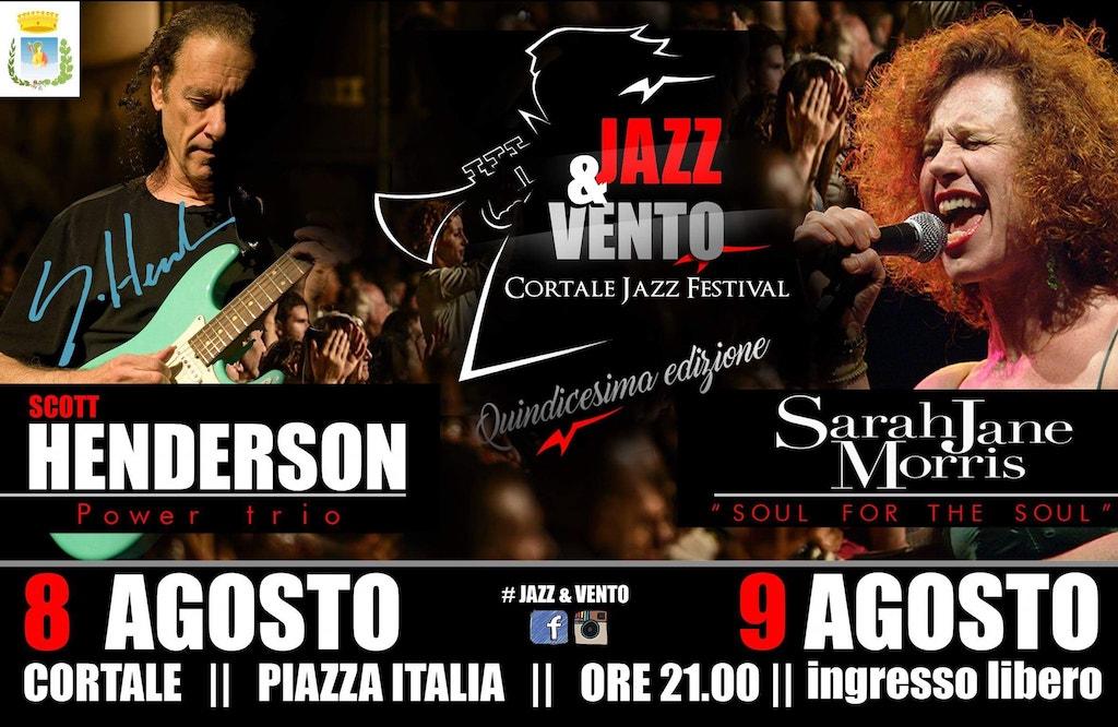 Cortale. Al via la XV edizione di Jazz&Vento