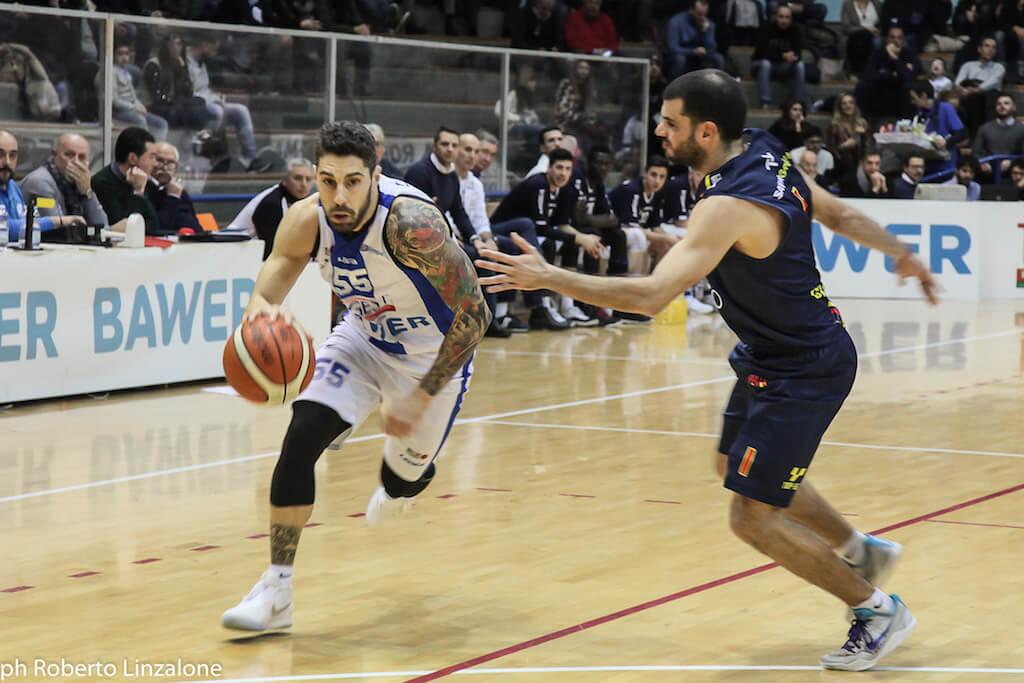 Gionata Zampolli il nuovo colpo del Basketball Lamezia