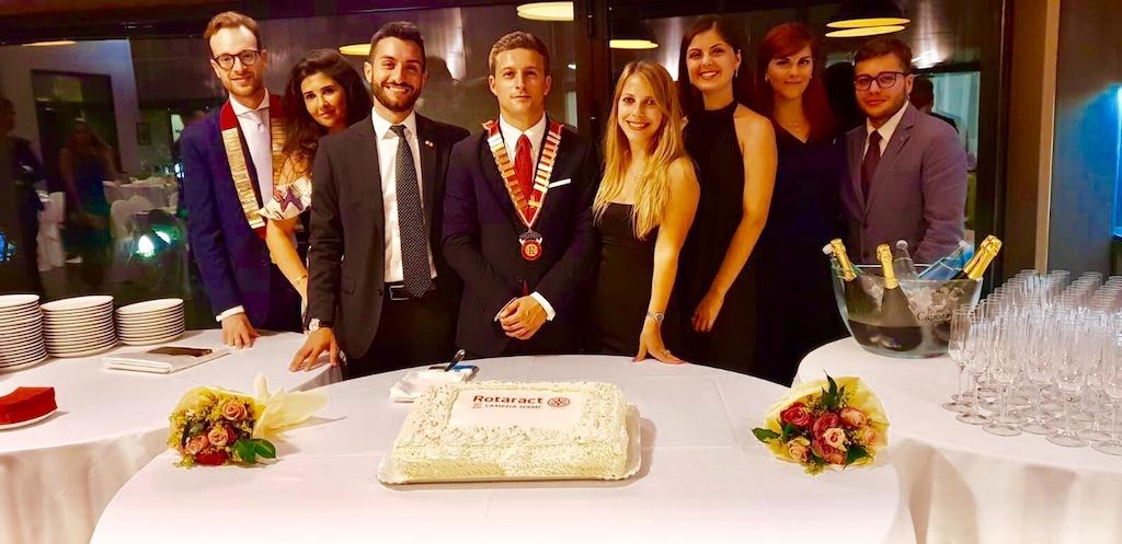 Lamezia. Antonio De Ponto nuovo presidente del Rotaract Club