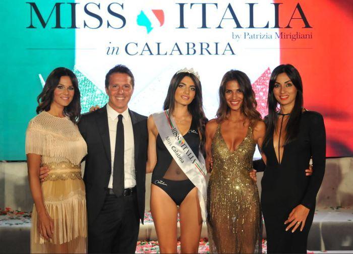 La cosentina Sara Fasano Miss Calabria 2018