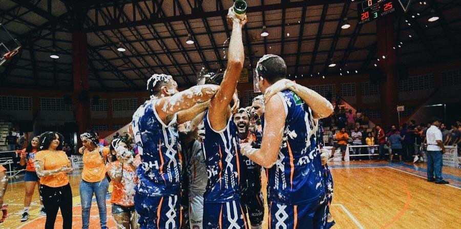 Top Volley Lamezia. Brian Negron campione di Portorico con il Guaynabo