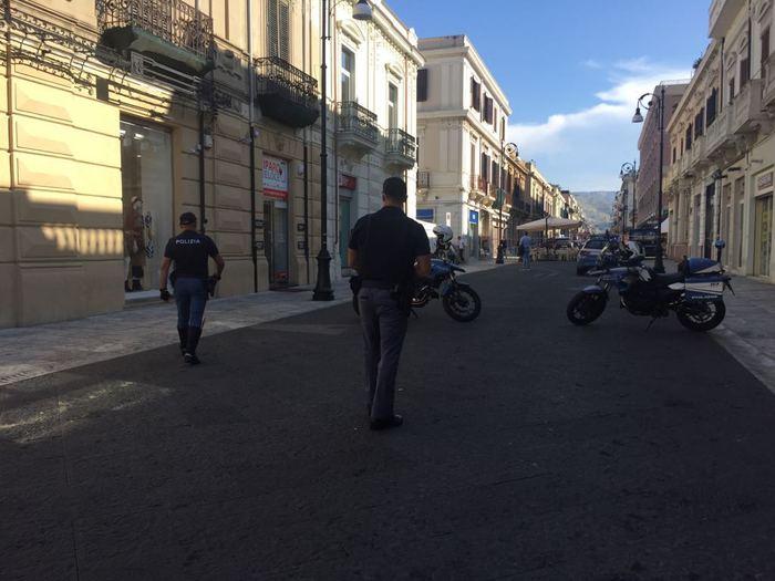 rientrato allarme bomba a Reggio Calabria-LameziaTermeit