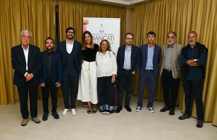cosentino vince il Premio Brancati-LameziaTermeit