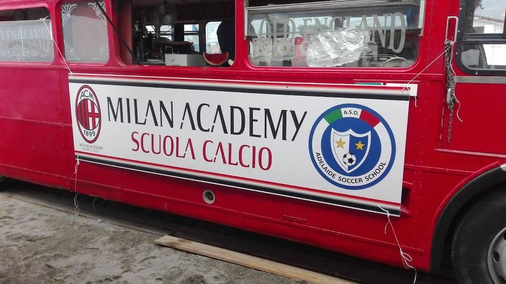 Adelaide Lamezia Milan Academy: l'11 settembre inizio delle attività