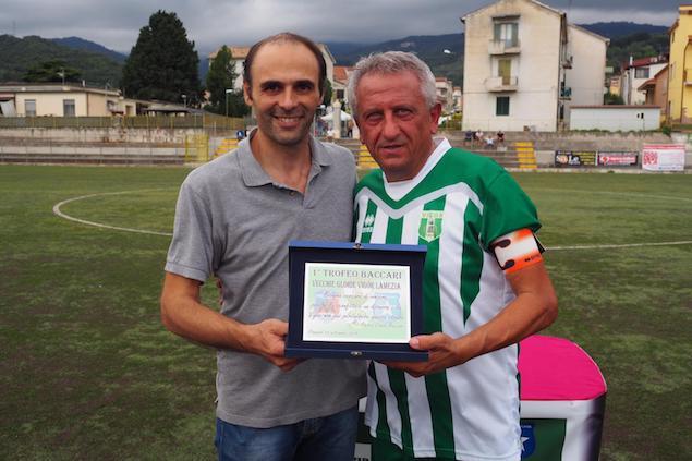 IL Presidente Ammendola e Vito Sinopoli