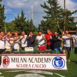 Staff Dirigenziale ADELAIDE LAMEZIA Scuola Calcio Milan