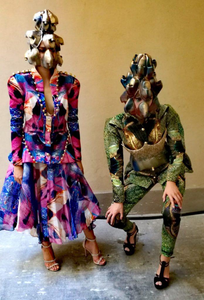 abiti milano fashion week