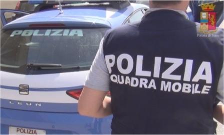 Catanzaro. Polizia arresta 29enne per evasione dagli arresti domiciliari
